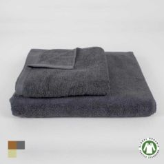 Pack de toallas de algodón orgánico Acqua - Ítem