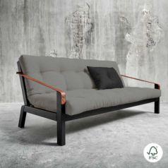 El sofá cama Poetry Granite Grey