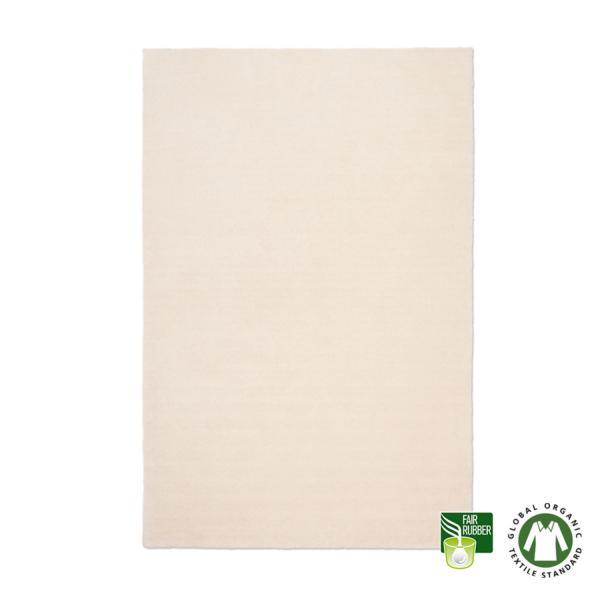 Alfombra de lana ecológica Pure beige