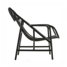 El sillón de rattan Benasal es una pieza clásica fabricada de forma totalmente artesanal