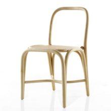 El sillón de rattan Fontal: El sillón de rattan Fontal, recuerda a las sillas de siempre, pero se le ha querido dotar de una nueva apariencia manteniendo, eso sí, su ligereza, calidez y simpatía. - Ítem