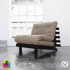 Es un sofá-cama divertido completamente personalizable que se adapta a un estilo de vida dinámico gracias a que está disponible en 9 colores de futón. - Ítem