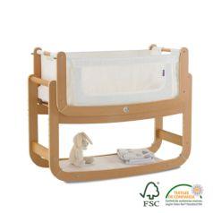 Su versatilidad le permite adaptarse en segundos a cualquier situación en cualquier momento. Está recomendada para bebés de 0 a 6 meses.