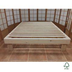 La Cama Somier madera Fustaforma sin metales - Ítem