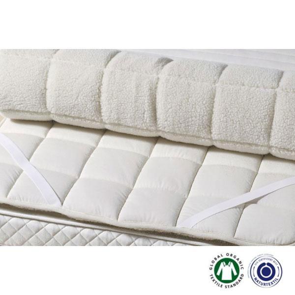 Topper Sondrio thick de algodón orgánico