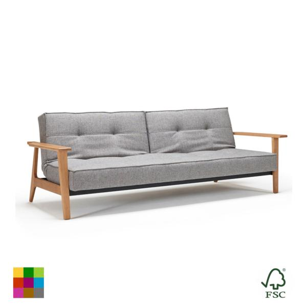 Sof cama splitback for Busco sofa cama