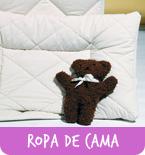 Ropa de cama y almohadas