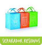 Separador de residuos