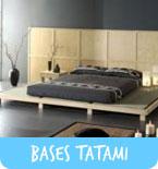 Bases para tatamis