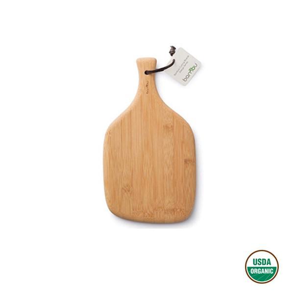 tabla para cortar de bambú mini