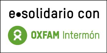 e•solidario con Oxfam Intermón