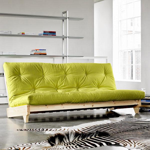 Sof cama fresh verde pistacho - Sofa verde pistacho ...