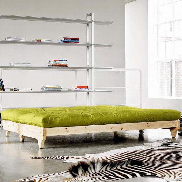 Sof cama fresh verde pistacho - Sofa cama verde ...