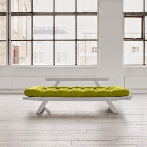 Div n cama bebop verde pistacho - Cama tipo divan ...
