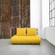 Sofá cama Shin Sano negro es un original y divertido sofá cama - Ítem3