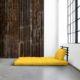 Sofá cama Shin Sano negro es un original y divertido sofá cama - Ítem4