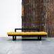 Edge ofrece tres posiciones: diván de dos plazas, chaise-longue y cama individual de 80 x 200 cm. Sus dimensiones reducidas hacen de este modelo una idónea cama auxiliar para espacios pequeños. - Ítem8