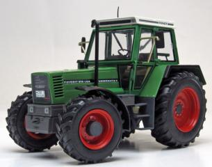 WEISE TOYS 1:32 Tractor FENDT FAVORIT 612 LSA