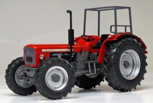 WEISE TOYS 1:32 Tractor MASSEY FERGUSON WOTAN II