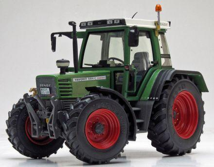 WEISE TOYS 1:32 Tractor FENDT FAVORIT 509 C