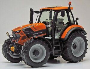 WEISE TOYS 1:32 Tractor DEUTZ-FAHR 6155 AGROTON KOMMUNAL