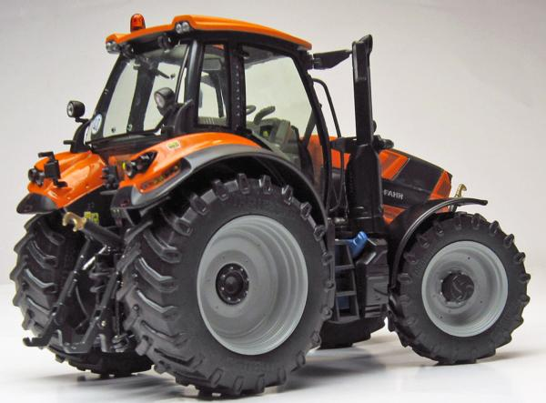 WEISE TOYS 1:32 Tractor DEUTZ-FAHR 6155 AGROTON KOMMUNAL - Ítem1