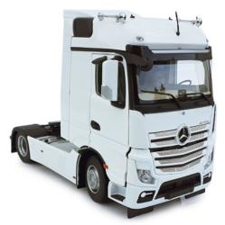 MARGE MODELS 1:32 Camión MERCEDES-BENZ ACTROS BIGSPACE 4X2 BLANCO