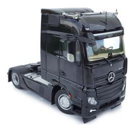 MARGE MODELS 1:32 Camión MERCEDES-BENZ ACTROS BIGSPACE 4X2 NEGRO