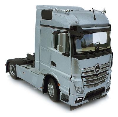 MARGE MODELS 1:32 Camión MERCEDES-BENZ ACTROS BIGSPACE 4X2 PLATA