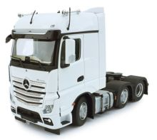 MARGE MODELS 1:32 Camión MERCEDES-BENZ ACTROS BIGSPACE 6X2 BLANCO - Ítem1