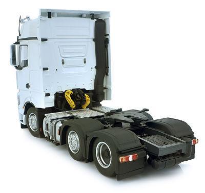 MARGE MODELS 1:32 Camión MERCEDES-BENZ ACTROS BIGSPACE 6X2 BLANCO - Ítem2