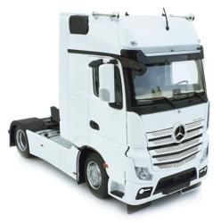 MARGE MODELS 1:32 Camión MERCEDES-BENZ ACTROS GIGASPACE 4X2 BLANCO