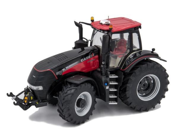 MARGE MODELS 1:32 Tractor CASE IH MAGNUM 380 CVX NEGRO ROJO