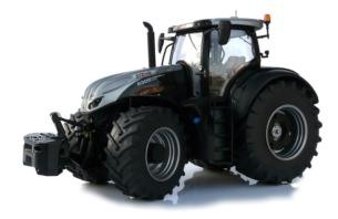 MARGE MODELS 1:32 Tractor STEYR 6300 TERRUS NEGRO GRIS ANIVERSARIO EDICION LIMITADA