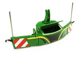 UNIVERSAL HOBBIES 1:32 TRACTORBUMPER SAFETYWEIGHT VERDE