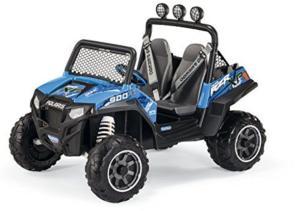 -PEREGO Todoterreno POLARIS RANGER RZR 900 BLUE