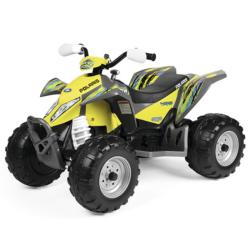 PEG-PEREGO Quad POLARIS OUTLAW CITRUS