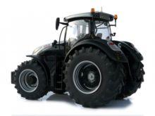 MARGE MODELS 1:32 Tractor STEYR 6300 TERRUS NEGRO GRIS ANIVERSARIO EDICION LIMITADA - Ítem1