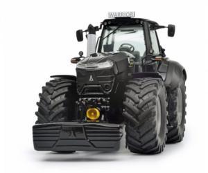 SCHUCO 1:32 Tractor DEUTZ-FAHR 9340 TTV WARRIOR