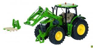 SIKU 1:32 RC Radio Control Tractor JOHN DEERE 7310R CON PALA FRONTAL Y CONTROL REMOTO