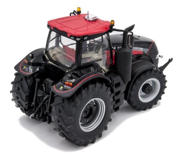 MARGE MODELS 1:32 Tractor CASE IH MAGNUM 380 CVX NEGRO ROJO - Ítem2