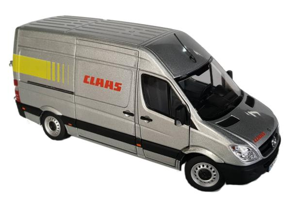 MARGE MODELS 1:32 Furgoneta MERCEDES-BENZ SPRINTER CLAAS