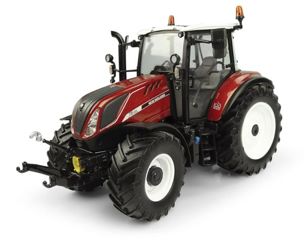 UNIVERSAL HOBBIES 1:32 Tractor NEW HOLLAND T5.120 FIAT CENTENARIO