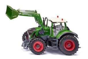 SIKU 1:30 RC radio control Tractor FENDT 933 VARIO CON PALA Y BLUETOOTH APP