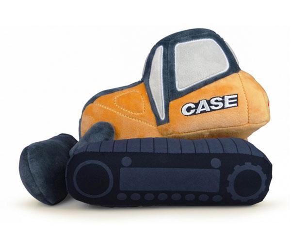 Peluche bulldozer CASE UHKIDS UHK1116 - Ítem3