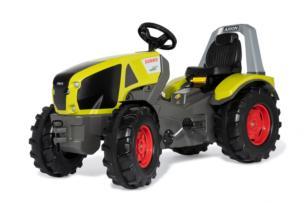 ROLLY TOYS Tractor de pedales ROLLYX-TRAC PREMIUM CLAAS AXION 940