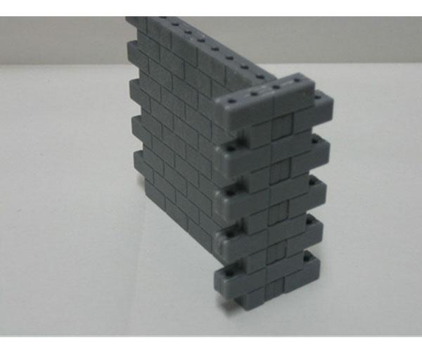 Pack de 25 paredes para la construcción de granjas - Ítem1
