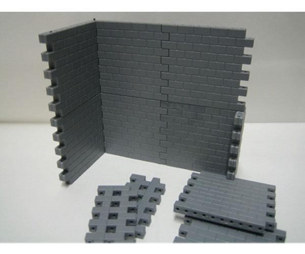 Pack de 25 paredes para la construcción de granjas - Ítem2