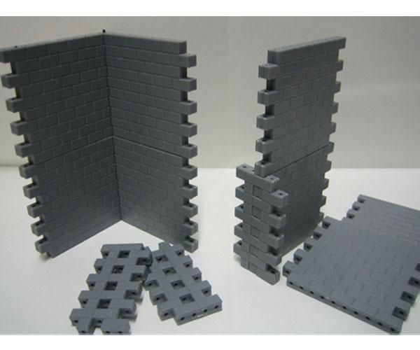 Pack de 25 paredes para la construcción de granjas - Ítem4