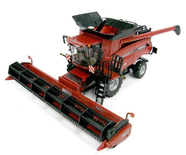 Miniatura cosechadora CASE IH 8230 - Ítem1